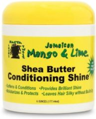 Jamaican Mango Lime Jamaican Mango and Lime Shea Butter Conditioning Shine 177 ml