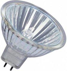 LEDVANCE Halogeen-lamp 46 mm 12 V GU5.3 50 W Warm-wit Energielabel: B (A++ - E) Reflector Dimbaar 2 stuks