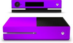 Ucustom Xbox One Console Skin Paars