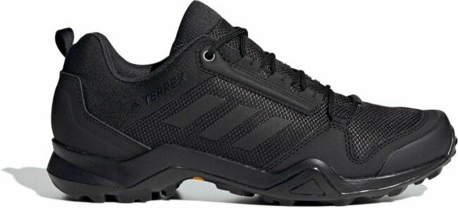 Afbeelding van Zwarte Adidas TERREX AX3 Heren Wandelschoenen - Core Black - Maat 45 1/3