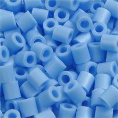 Creativ company Foto kralen, afm 5x5 mm, gatgrootte 2,5 mm, pastel blauw (23), 6000stuks