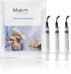 Witte Bluem oral gel applicator 3 stuks