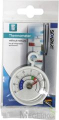 Scanpart koelkastthermometer rond Vriezer accessoire