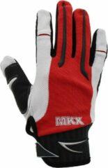 Crosshandschoenen MKX rood