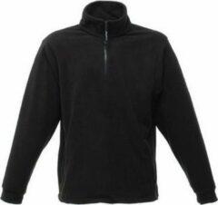 Regatta Zwarte fleece trui Thor voor heren L
