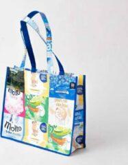 Klassieke boodschappentas - Recycled Plastiek - Upcycling - IWAS Products