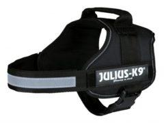 """Zwarte """"Julius k9"""" """"Julius k9 power-harnas voor hond / tuig voor voor labels zwart maat 0/58-76 cm"""""""