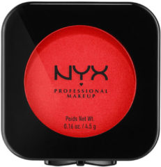 NYX Professional Makeup High Definition Blush (Various Shades) - Crimson