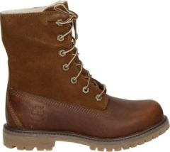 Timberland Authentic Teddy dames boot - Bruin - Maat 40