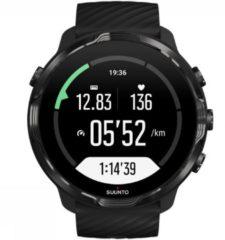 Suunto 7 Black Lime GPS-sporthorloge Zwart/Lime