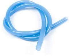 X2 Hengelsport X2 Rubber Slang Lichtgevend - Blauw - 4mm