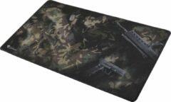 Groene Genesis Carbon 500 Maxi Camo – Gaming Muismat – 900x450x2.5 mm