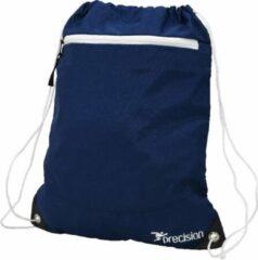 Precision Gymtas Pro Hx 16 Liter Polyester Blauw/wit