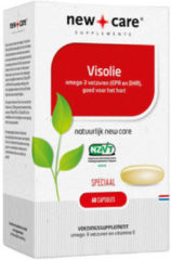 New Care Visolie - 60 capsules - Visolie - Voedingssupplement