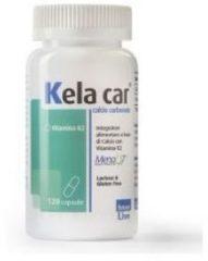 Future live Kela Car Integratore Alimentare 120 Capsule