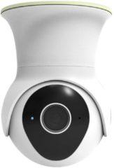 Witte ETIGER outdoor IP camera ES-CAM5B - IP65 - pan/tilt/zoom - full HD 1920x1080P - met nachtzicht en bewegingsdetectie