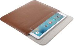 Shop4 - MacBook Pro 13-inch (2009-2012) Hoes - Sleeve met Stand Bruin