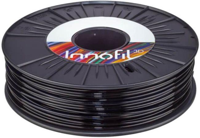 Afbeelding van Innofil 3D PLA-0002B075 Filament PLA kunststof 2.85 mm Zwart 750 g