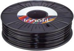 Filament Innofil 3D PLA-0002B075 PLA kunststof 2.85 mm Zwart 750 g