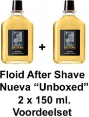 "Floid After Shave Nueva -""Unboxed""- 2 x 150 ml. Voordeelset 2 Stuks!!"