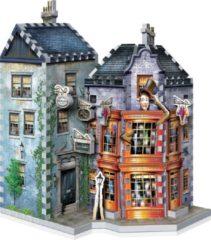 Weasleys Wizard Wheezes and Daily Prophet - Wrebbit 3D Puzzel - Harry Potter 285 Stukjes
