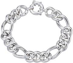 Goudkleurige Figaro armband AMY VERMONT Zilverkleur