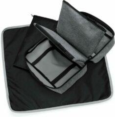 Zilveren Reisenthel Babycase Compacte verzorgingsetui - Baby - Polyester - 3 L - Twist Silver Grijs