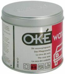 Carpoint OKE wax – Verzorgende wax voor kunststof / leder van auto's, caravans of boten