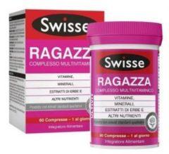 Swisse Ragazza Complesso Multivitaminico Integratore Alimentare 60 Compresse