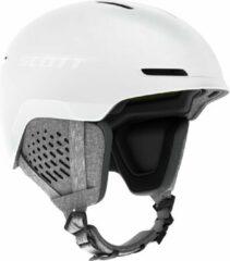 Witte Scott Skihelm Track Plus - white - Unisex - Maat S