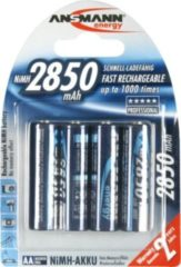 Ansmann Energy Ansmann Mignon - Batterie 4 x AA NiMH 2850 mAh 5035212