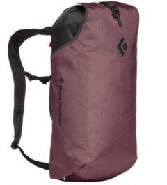 Black Diamond - Trail Blitz 16 Backpack - Klimrugzak maat 16 l, rood/grijs/zwart/purper