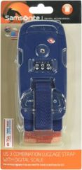Travel Accessories Kofferband TSA-Zahlenschloss IV Samsonite indigo blue