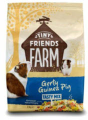 Supreme Tiny Friends Farm Gerty Guinea Pig Tasty Mix - Caviavoer - 2.5 kg