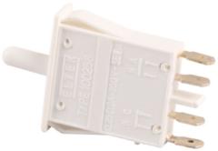 Bosch, Siemens Lampenschalter für Kühlschrank mit Gefrierfach 00171524