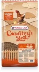Versele-Laga Country`s Best Gold 4 Gallico Pelletlegkorrel - Kippenvoer - 5 kg Vanaf 1e Ei