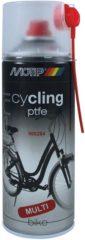 Zwarte Motip Cycling Ptfe Spray 200ml Motip
