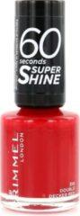 Nagellak 60 Seconds Super Shine Rimmel London 323 - funtime fuchsia