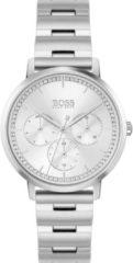 Hugo Boss BOSS HB1502570 PRIMA - Horloge - Staal - Zilverkleurig -Ø 35 mm