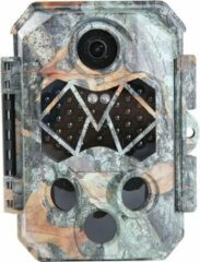 Camouflage EZ2 Wildcamera - Nachtzicht - 32MP Camera - 4k Video - Met 32GB SD-kaart - 3 sensoren