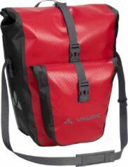 Vaude - Aqua Back Plus - Bagagedragertas maat 51 l, rood/zwart/roze