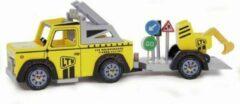 Le Toy Van Speelset Wegwerkzaamhedenset - Hout
