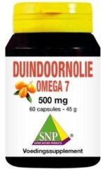 SNP Duindoorn olie omega 7 500 mg halal-kosher