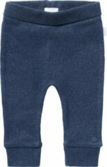 Noppies baby broek Naura met biologisch katoen donkerblauw