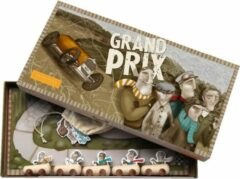 Ecologisch bordspel - [Marbushka] - Grand Prix - kinder en familie gezelschapsspel - Fairtrade
