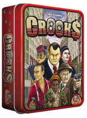 White Goblin Games Crooks - Gezelschapsspel