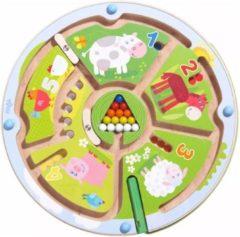 Haba magneetspel dieren junior 23 cm