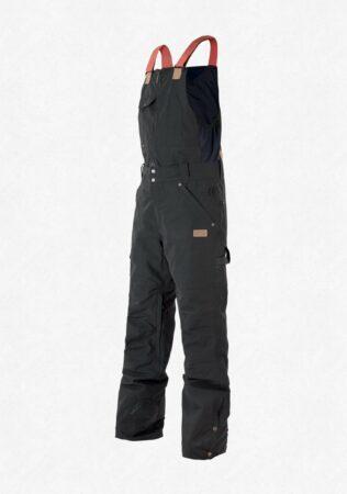 Afbeelding van Picture Organic Clothing Picture - Yakoumo bib - black - heren - wintersport broek - maat S