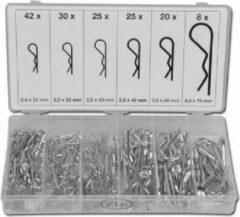 Weber Tools Assortiment borgveren assortiment 150-delig