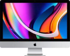 Apple iMac 68,6 cm (27'') 5120 x 2880 Pixels Intel® 10de generatie Core™ i5 8 GB DDR4-SDRAM 512 GB SSD AMD Radeon Pro 5300 Wi-Fi 5 (802.11ac) Zilver Alles-in-één-pc macOS Catalina 10.15